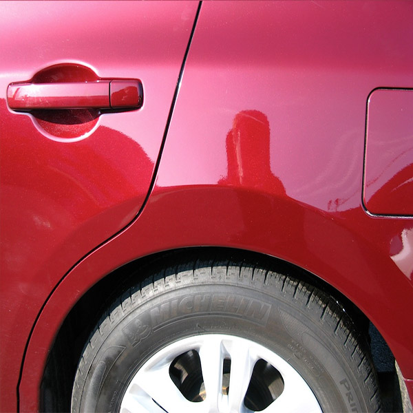 Car bumper paint touch up cost