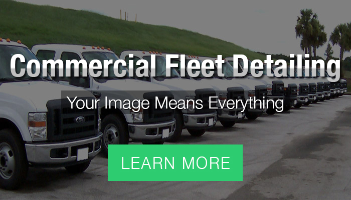 Commercial Fleet Detailing